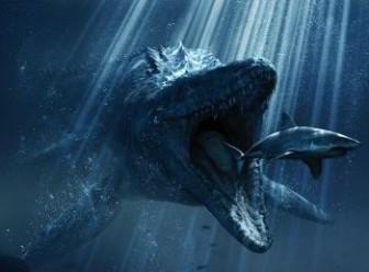 モササウルス ジュラシックワールド